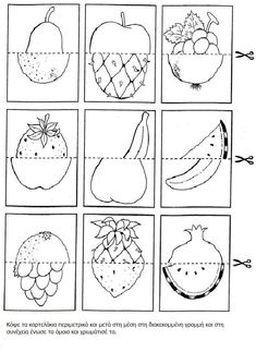 Crafts,Actvities and Worksheets for Preschool,Toddler and Kindergarten.Free printables and activity pages for free.Lots of worksheets and coloring pages. Preschool Learning Activities, Kindergarten Worksheets, Worksheets For Kids, Preschool Activities, Teaching Kids, Kids Learning, Dementia Activities, Free Preschool, Physical Activities