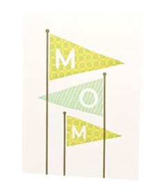 Hammerpress Mom Flags #DearMom