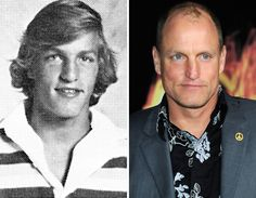 """""""Hunger Games"""" Celebrity Yearbook Photos: Woody Harrelson"""