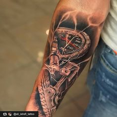Professional Body Supply, forniture professionali per tatuaggio e piercing Forearm Sleeve Tattoos, Full Sleeve Tattoos, Tattoo Sleeve Designs, Arm Band Tattoo, Biker Tattoos, Dope Tattoos, Body Art Tattoos, Tattoos For Guys, Taz Tattoo