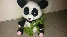 Amigurumi Crochet panda