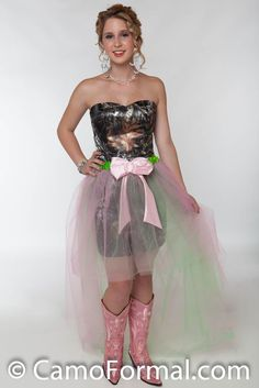 camo wedding dresses | ... for: 'camo Wedding Dresses' Camouflage Prom Wedding Homecoming Formals