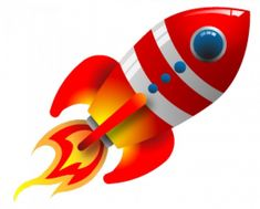 foguete desenho - Pesquisa Google