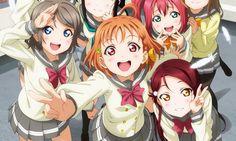 Love Live! Sunshine!! supera a Madoka Magica en la lista de más vendidos