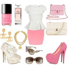 Pink,Girly,Date time