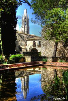 Racó a Girona, Spain
