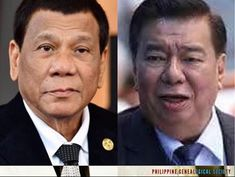 """President Rodrigo Duterte criticized Senate Minority Leader Franklin Drilon in the his SONA speech on 27 July 2020, calling the latter """"arrogant"""". The two are distantly connected by marriage. #kasaysayan #kamaganak #geni Hi Brother, Rodrigo Duterte, Presidents, Two By Two, Sisters, Father, Marriage, Husband, Sevilla"""