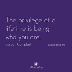The privilege of a l...