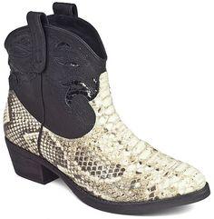 "WANT Sam Edelman ""Stevie"" western boot <3 <3 <3"