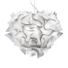 Slamp Veli Ceiling Light, White
