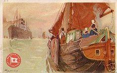 H. Cassiers, Red Star Line - rode sterlijn - Picasa Web Albums