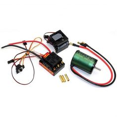 Buy your Castle Creations 1/10 SV3 Sidewindr SC + 3800kV w/5mm Shaft wtrprf (CSE010-0123-01) at RC Planet and save on all our Castle Creations parts and accessories.