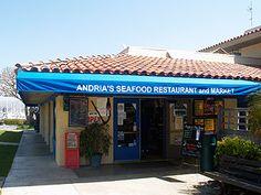 Andria's Seafood Restaurant and Market - Ventura Harbor Village - (805) 654-0546