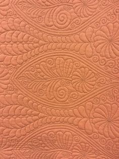 Welsh quilt--yummy!