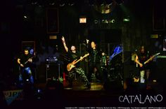 Catalano live at the Hard Rock Cafe