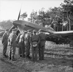 Project - Hawker Typhoon Preservation Group Hawker Tempest, Hawker Typhoon, Hawker Hurricane, The Spitfires, Aircraft Photos, Fighter Aircraft, Ww2 Aircraft, Royal Air Force, Wwii