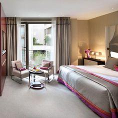 hôtel mandarin oriental paris - Marie Claire Maison