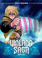 Vinland Saga 1 by Makoto Yukimura.  At the turn of the 11th century, the North Sea is in the grip of the Viking terror. The clever Askeladd leads his small band of mercenaries into London, with the aid of the ruthless young Thorfinn, son of a warrior in the dreaded Jomsvikings. But this is an alliance of convenience - Thorfinn has sworn to kill ASskeladd one day to avenge his father's death.