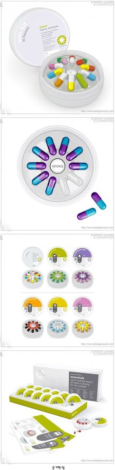 Health and Pharma Packaging: Vac formed pill tray