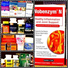 Show your Bones and Joints some Love with supplements that lend support and ease inflammation.   #nohc #bone #jointhealth #boneandjoint #inflammation #curcumin #arnica #wobenzym #health #wellness #fitness #exercise