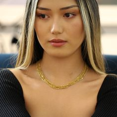 This fine twist necklace is created with four sparkling strands of plaited chain with a beautiful sterling silver gold plated finish. It is a stunning addition to any outfit adding a touch of old world glamour in a unique and contemporary form Lace Earrings, Gold Choker Necklace, Gold G, Plaits, Contemporary Jewellery, 18k Rose Gold, Strands, Glamour