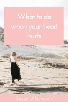 In a world obsessed with finding happiness, sadness can seem like a failure, even if you're on a spiritual path. Click through to this post and learn how to respond to sadness and love yourself when your heart hurts.