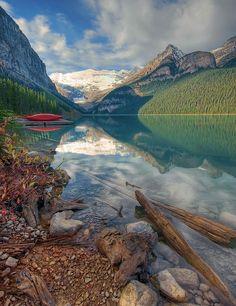 Lake Louise, Banff by NY_Doll, via Flickr