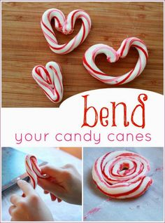 How To Bend And Shape Candy Canes