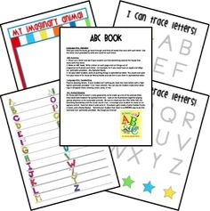 Dr. Seuss ABC Unit Ideas and Printables  -  Pinned by @PediaStaff – Please Visit ht.ly/63sNt for all our pediatric therapy pins