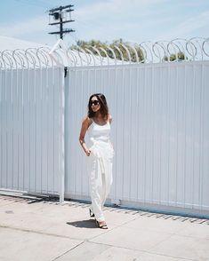 WEBSTA @ songofstyle - White hot summer in @noonbynoor