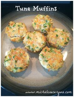 Healthy Tuna Recipe for Lent We all know that I love easy recipes that the entire family will enjoy...who doesn't!? I have been on a muffin pan kick lately and making a lot of recipes that are bak...