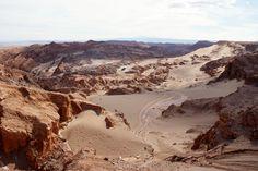 Valle de la Luna, Chile | © Nico Kaiser/Flickr