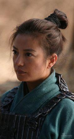 Mulan hair