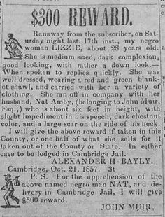 Gallery For > Abolitionist Poster 1800s