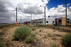 Route 66 - Twin Arrows Trading Post in Arizona