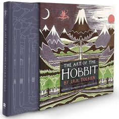 Art of the Hobbit: Never-Before-Seen Drawings by J.R.R. Tolkien (Holly's note: I want!)