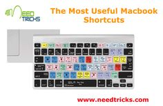 Laptops are more like an essential these days. There is huge fan base of Macbooks. People love having Macbooks but when it comes to shortcuts keys they don't know much. So, here In the following article we will talking about The Most Useful Macbook Shortcuts. These shortcuts would help you save your precious time.