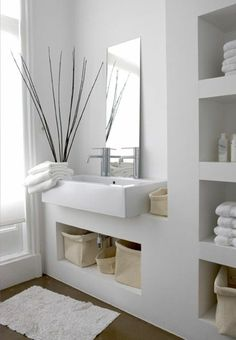 Design Ideas Modern bathroom ideas - cool bathroom furniture Design IdeasSource : Moderne Badezimmer Ideen - coole Badezimmermöbel by Bathroom Furniture, Modern Bathroom, Furniture, Amazing Bathrooms, Bathroom Decor, Bathroom Furniture Modern, Bathroom Design, Zen Bathroom Decor, Zen Bathroom