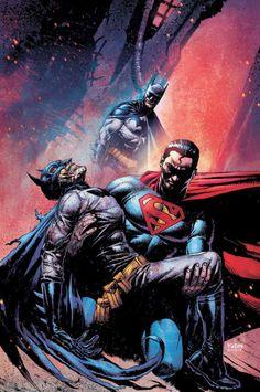 Superman/Batman #76 cover by Nic Klein