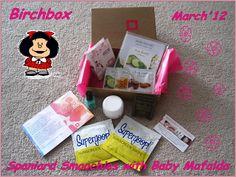 Birchbox - Marzo 2012