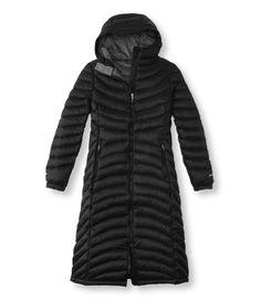 $260 Ultralight 850 Down Coat, Long: Winter Jackets   Free Shipping at L.L.Bean