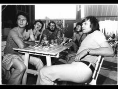 AUGUSTO DAOLIO NOMADI LIVE  LEVICO 1978