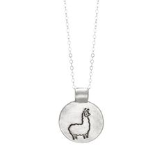 Lucy the Llama Necklace I don't actually want this, but I thought it was funny.