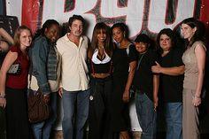 my friend Selika met Janet Jackson   I didn't take the photo…   Flickr