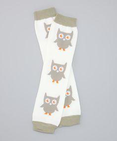 White Owl Organic Leg Warmers  $7.99