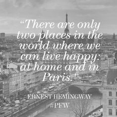 Happiness is… #PFW