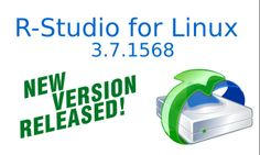 We released a new version of R-Studio for Linux: now it supports Linux LVM/LVM2, Windows Storage Spaces created by Windows 10, and Apple software RAIDs. http://forum.r-tt.com/r-studio-for-linux-3-7-1568-t8801.html