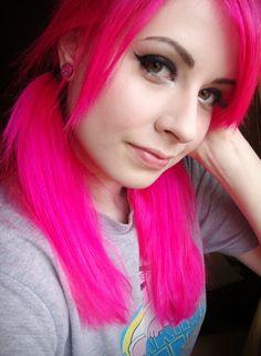 Manic Panic - Hot Pink