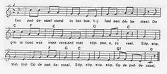 Liedjes paddestoelen - Digibord Onderbouw