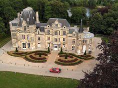 Le château de Beauregard, via Flickr. France, Basse Normandie
